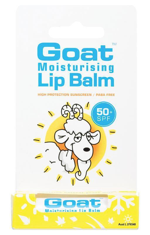 Goat Moisturising Lip Balm SPF 50