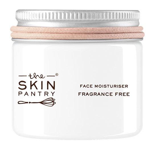 The Skin Pantry Face Moisturizer Fragrance Free