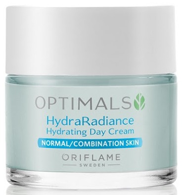 Oriflame Hydra Radiance Hydrating Day Cream Normal/Combination Skin