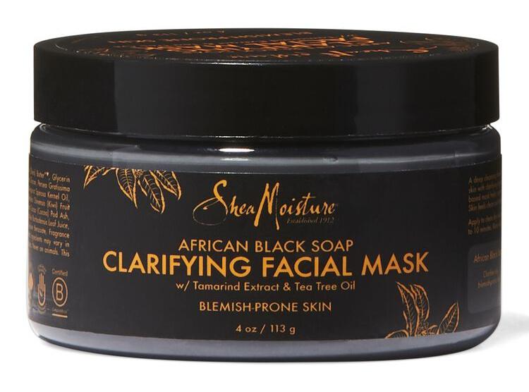 Shea Moisture Clarifying Facial Mask