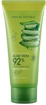 Nature Republic Soothing & Moisture Aloe Vera 92% Soothing Gel (Tube)