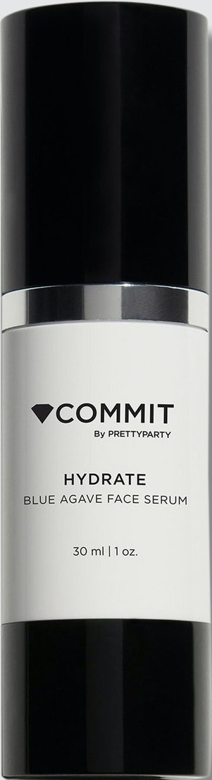 Commit by Pretty Party Hydrate Blue Agave Face Serum