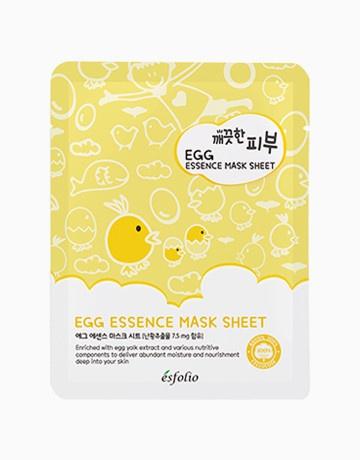 Esfolio Egg Essence Mask Sheet