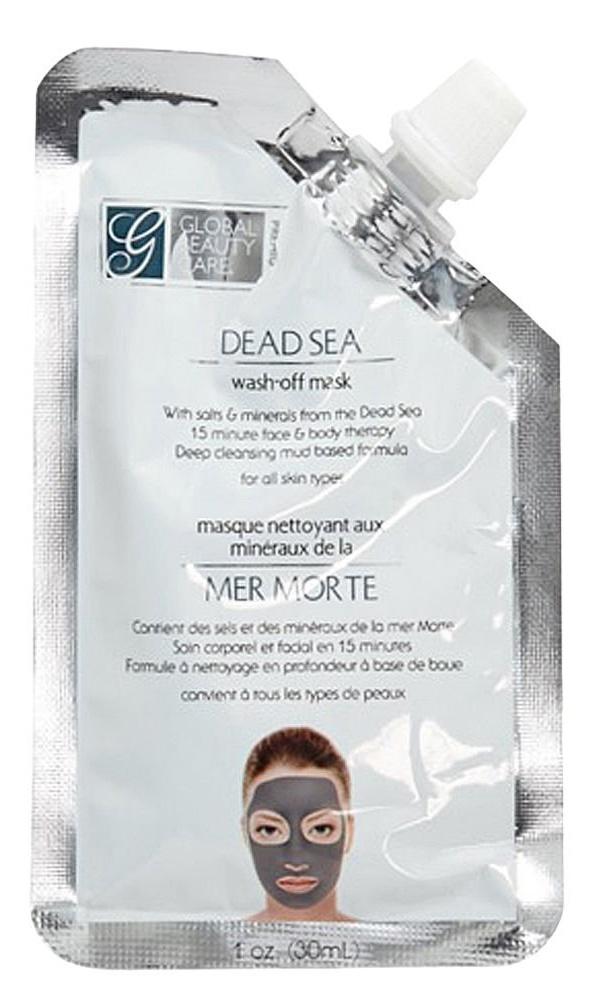 Global Beauty Care Dead Sea Wash-Off Mask