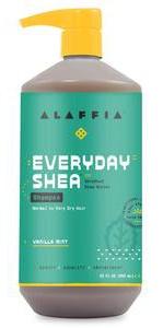 Alaffia Everyday Shea Shampoo Vanilla Mint