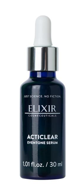 ELIXIR COSMECEUTICALS Acticlear Eventone Serum