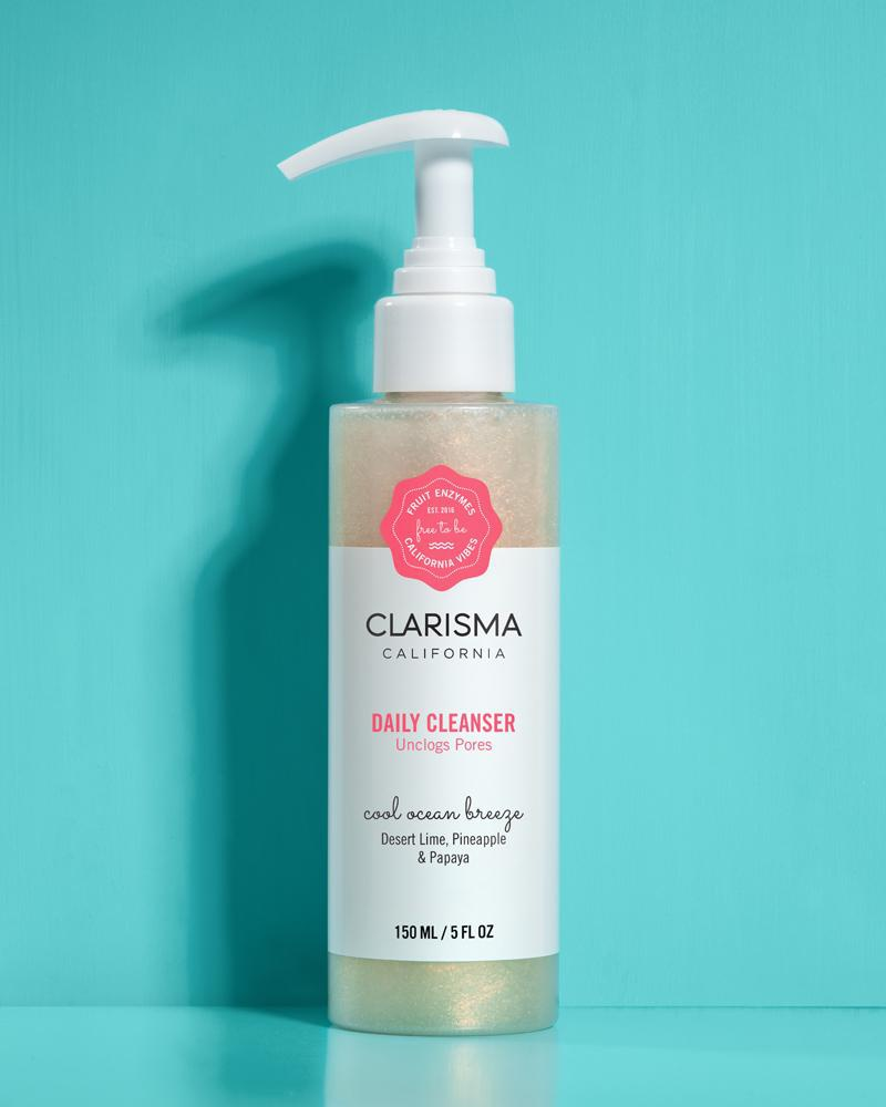Clarisma Cool Ocean Breeze Daily Cleanser