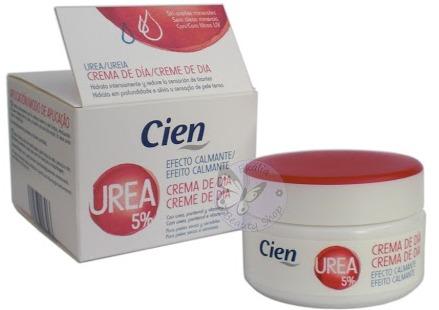 Cien Crema Hidratante Urea 5%