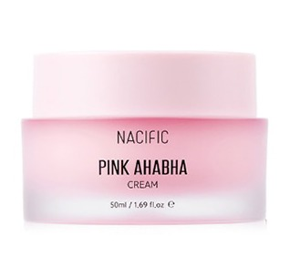 Nacific Pink Aha Bha Cream