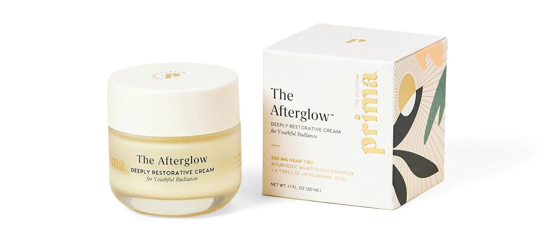 Prima The Afterglow Deep Moisture Cream