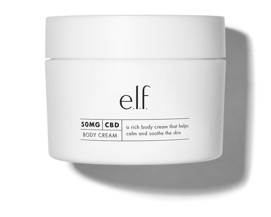 e.l.f. CBD Body Cream