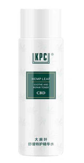 KPC Hemp Leaf Soothe And Repair Toner