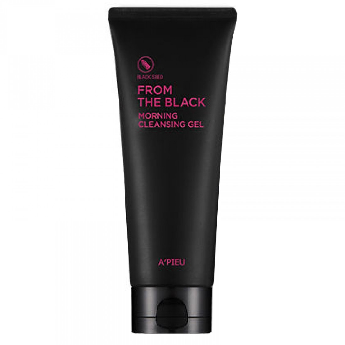 A'pieu From The Black Morning Cleansing Gel