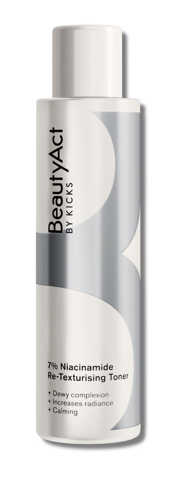 BeautyAct 7% Niacinamide Re-Texturising Toner