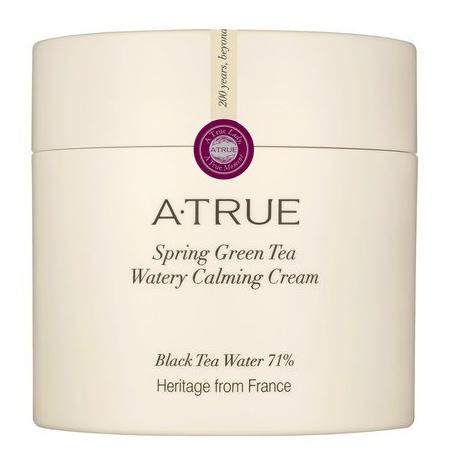 Atrue Spring Green Tea Watery Calming Cream
