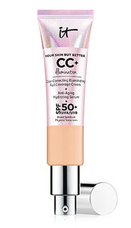 it Cosmetics It CC+ Cream Illumination SPF 50+