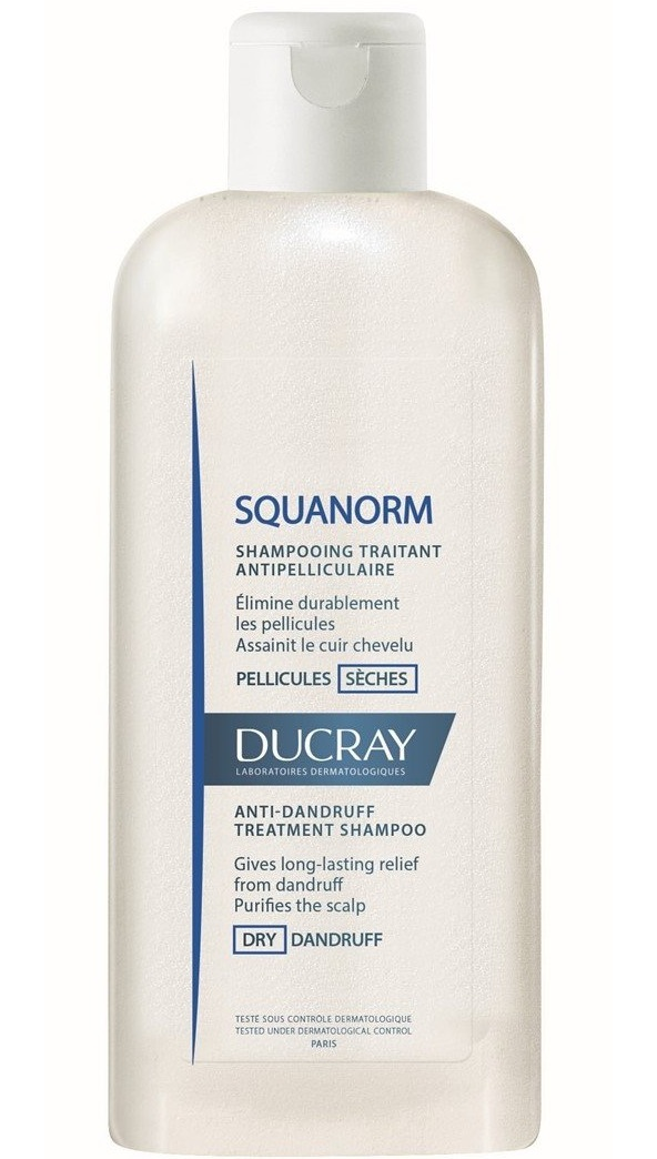 Ducray Anti-Dandruff Shampoo