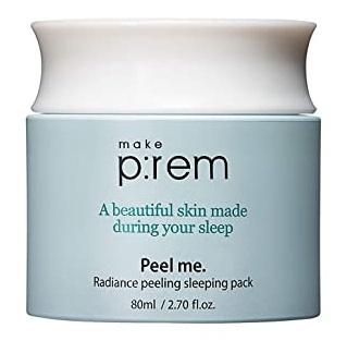 Make P:rem Peel Me. Radiance Peeling Sleeping Pack