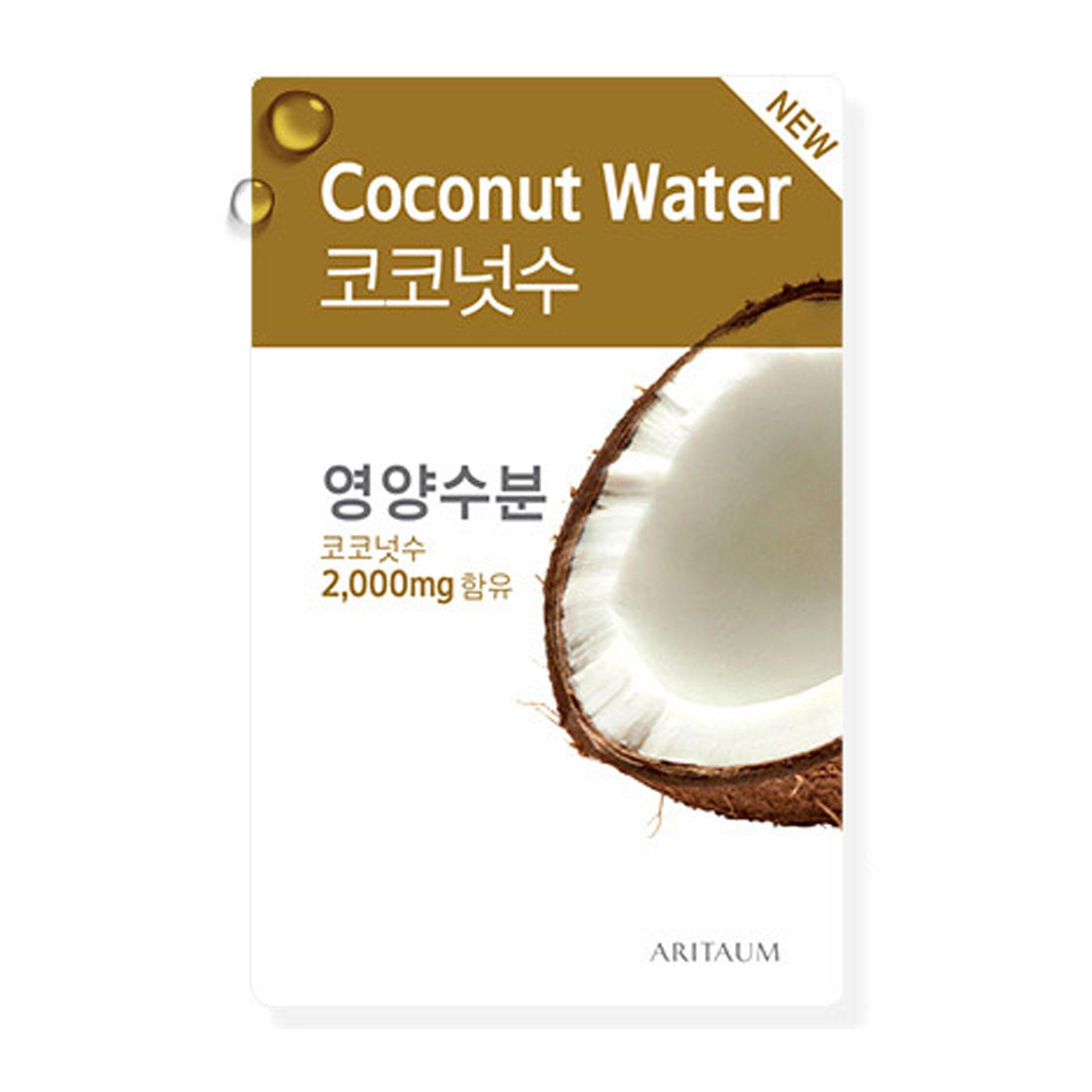 Aritaum Fresh Power Coconut Water Mask