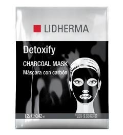 Lidherma Detoxify Charcoal Mask