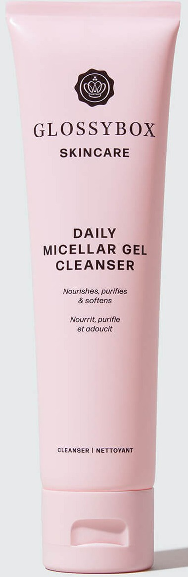 Glossybox Daily Micellar Gel Cleanser