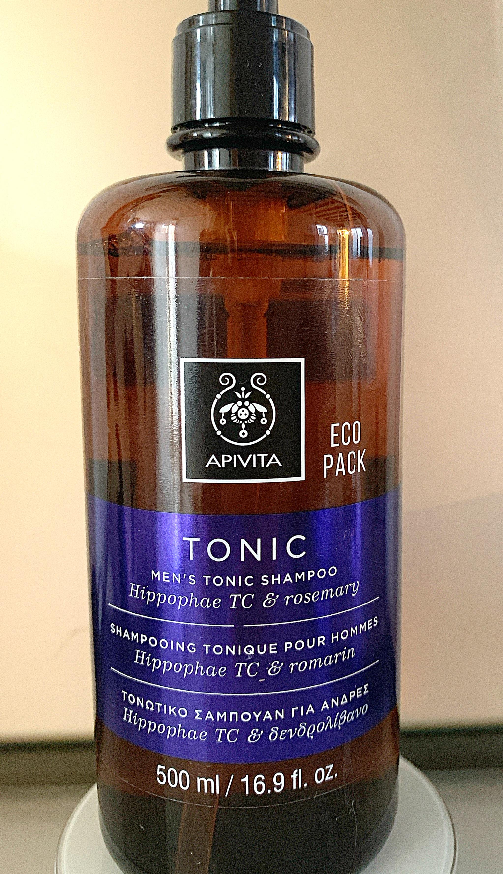 Apivita Men'S Tonic Shampoo