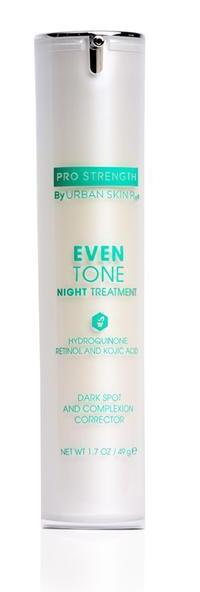 Urban Skin Rx Even Tone Night Treatment