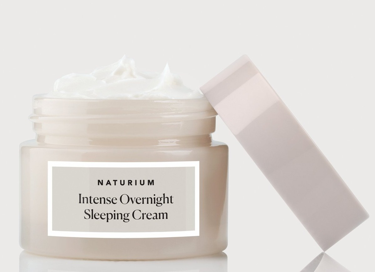 naturium Intense Overnight Sleeping Cream