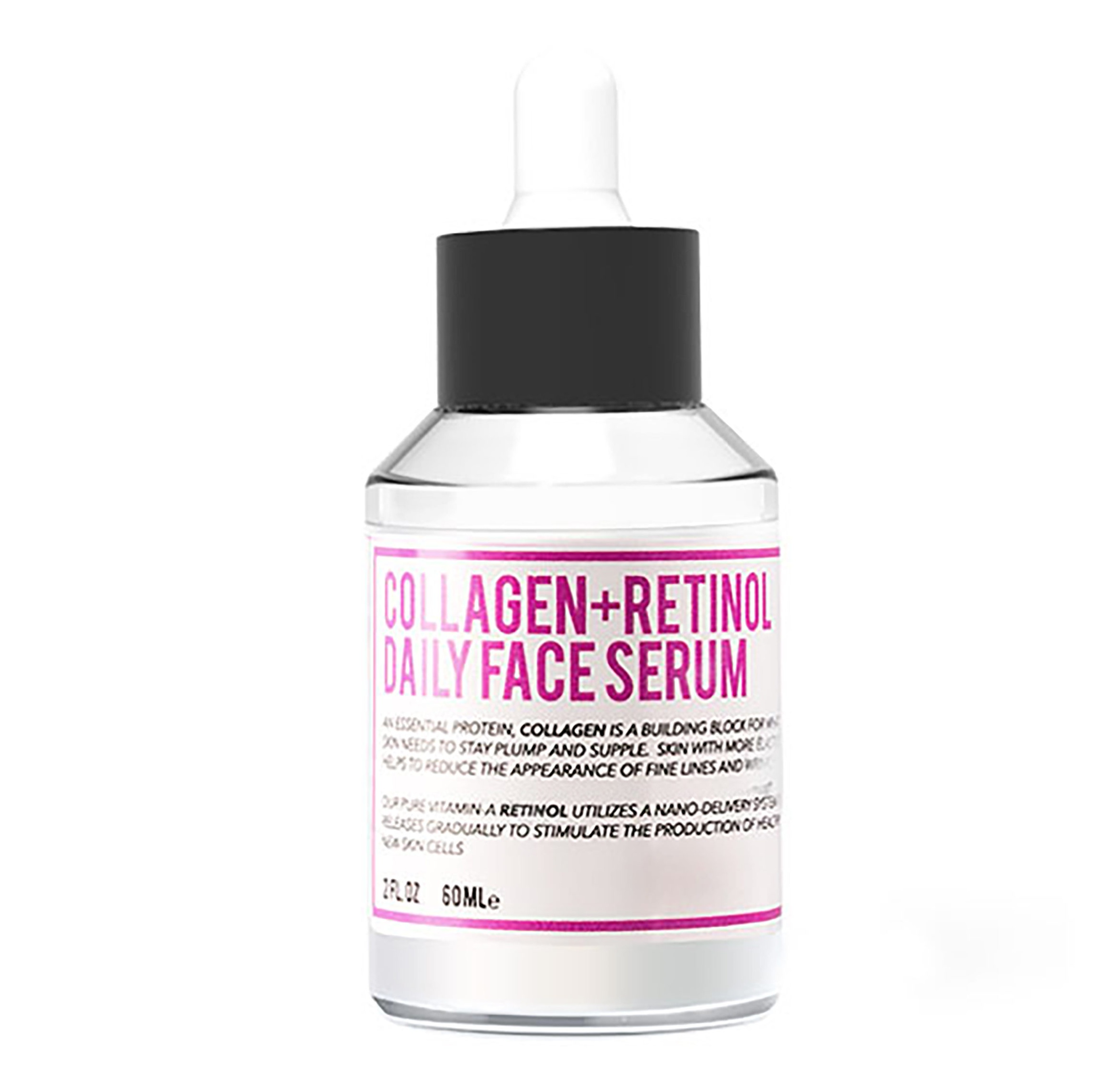 radience labs Collagen + Retinol Daily Face Serum