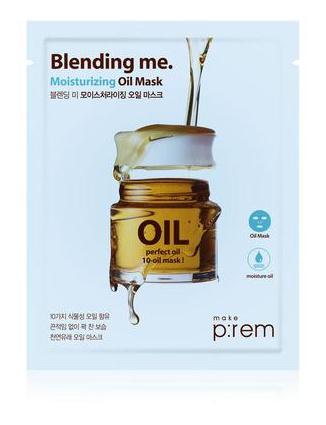 Make P:rem Blending Me. Moisturizing Oil Mask
