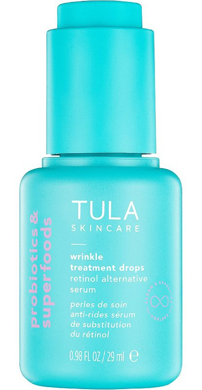 Tula Wrinkle Treatment Drops Retinol Alternative Serum