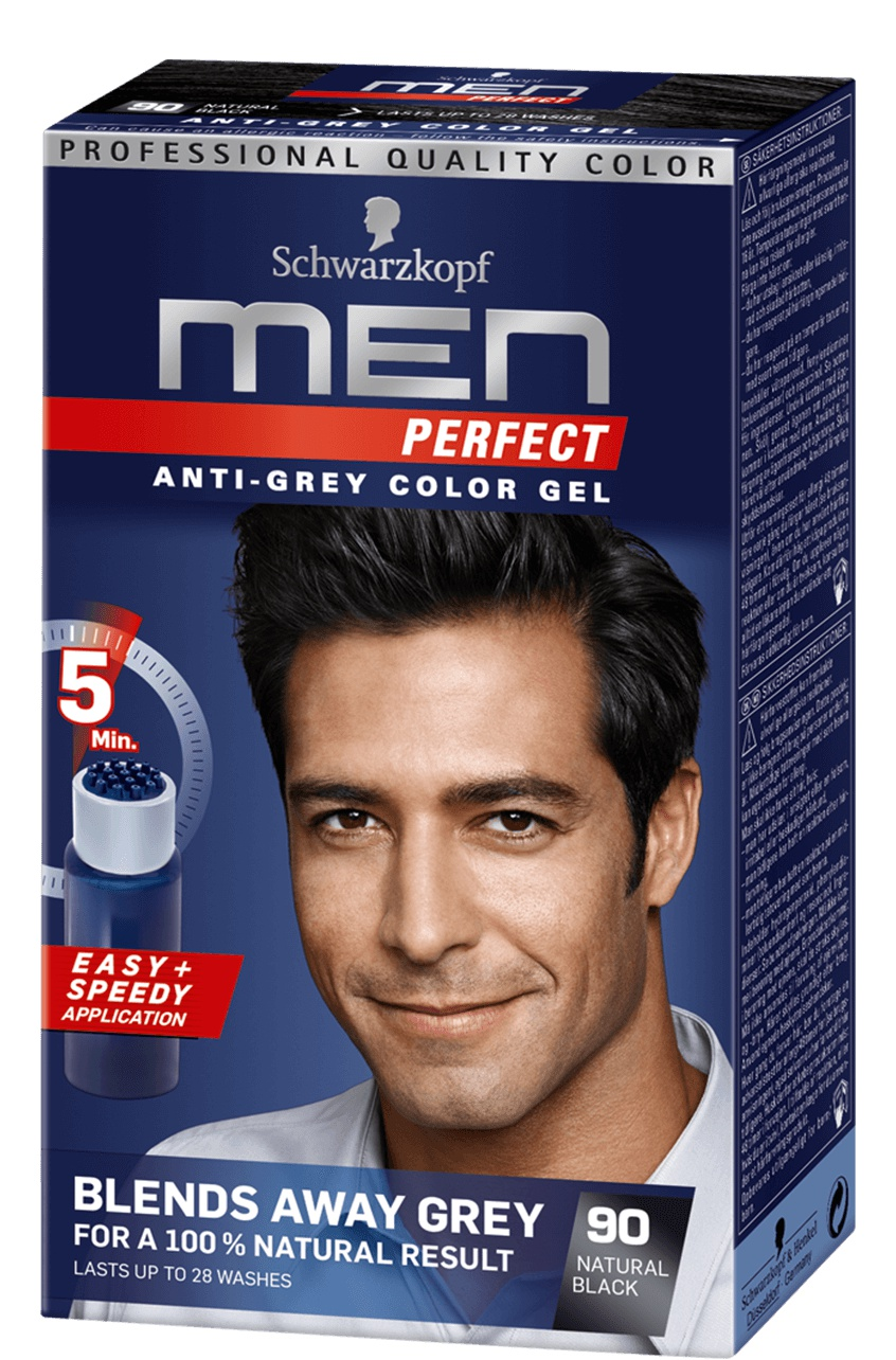 Schwarzkopf Men Perfect Hair Color