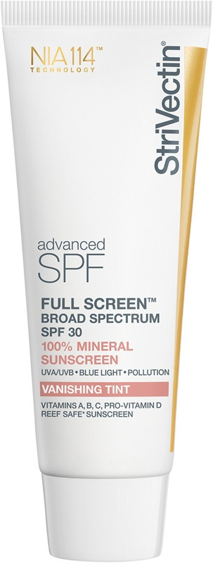 StriVectin Full Screen Spf 30 100% Mineral Vanishing Tint