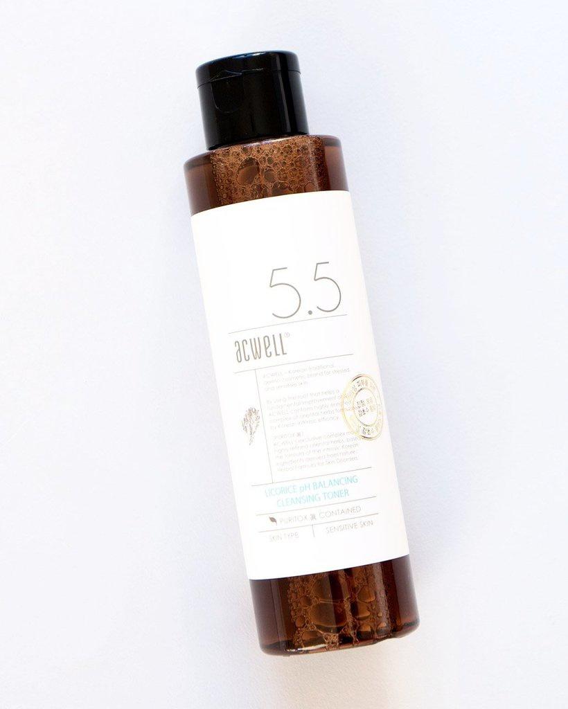 Acwell Licorice Ph Balancing Cleansing Toner