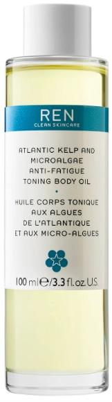 REN Atlantic Kelp And Microalgae Anti-Fatigue Toning Body Oil
