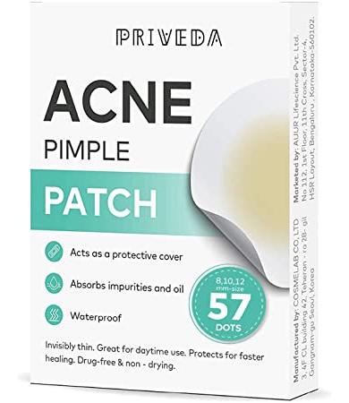 AUUR Priveda Hydrocolloid Acne Pimple Patch