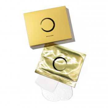 Back at One Luxurious Revitalizing Gold With Aloe Facial Sheet Mask