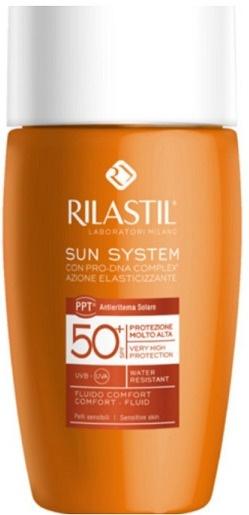 Rilastil Sun System Color Comfort Fluid SPF 50+