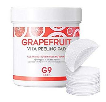 G9SKIN Grapefruit Vita Peeling Pads