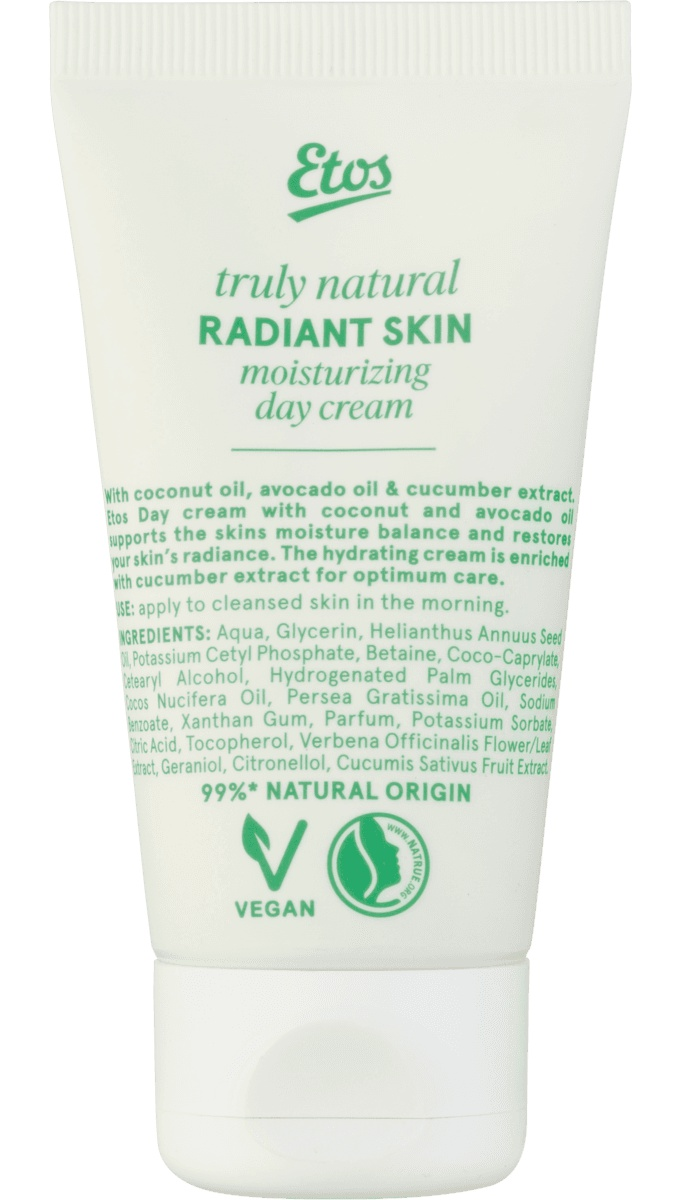 Etos Natural Day Cream
