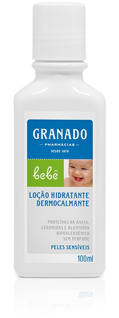 Granado Loção Hidratante Dermocalmante
