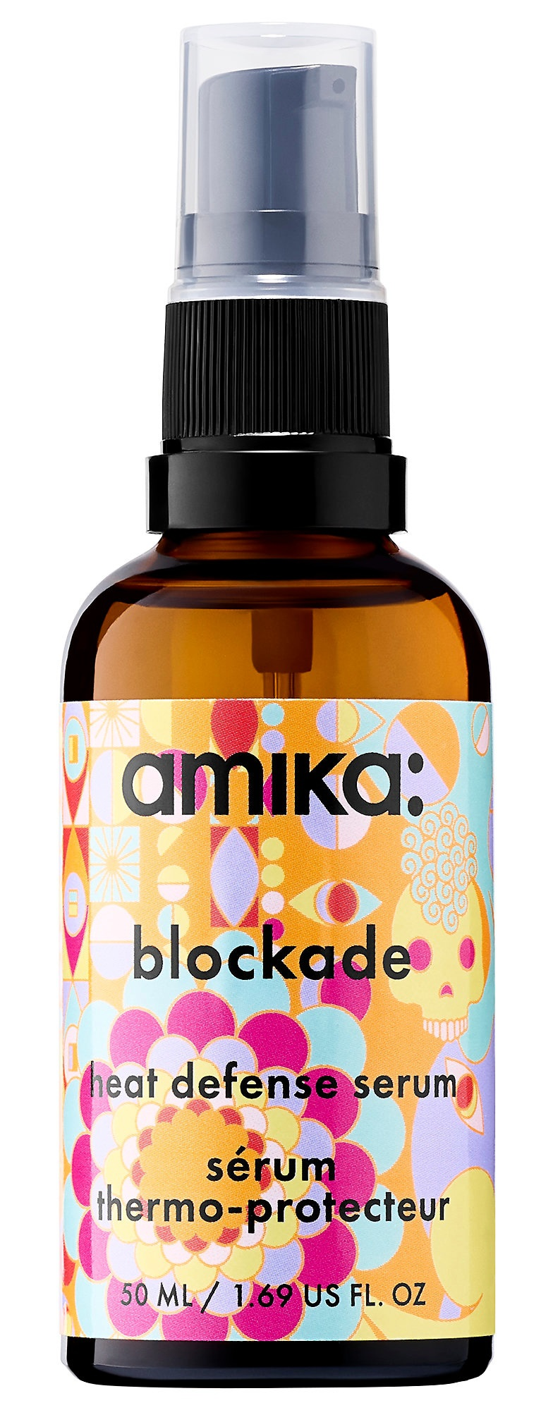 Amika Blockade Heat Protectant Serum