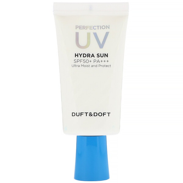 Duft & Doft Uv Perfection, Hydra Sun, Spf 50+, Pa+++