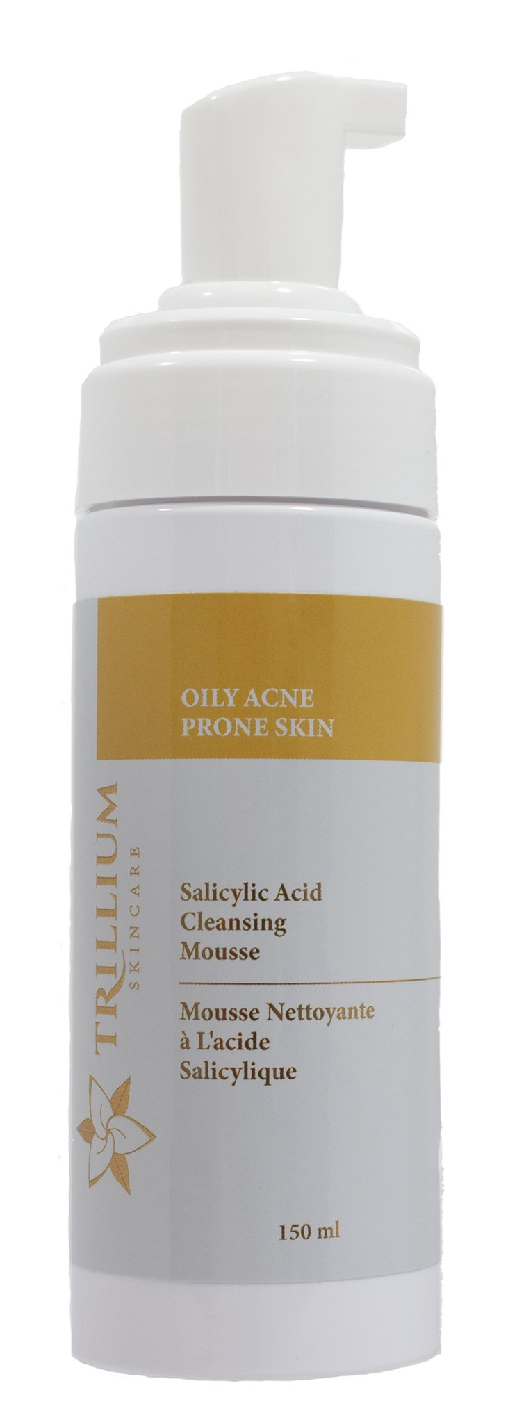 Trillium Skincare Salicylic Acid Cleansing Mousse