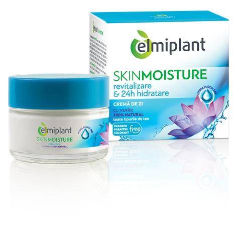 Elmiplant Day Cream, All Skin Types