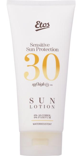 Etos Sensitive Sun Protection Lotion Spf30