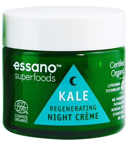 Essano Kale Regenerating Night Crème