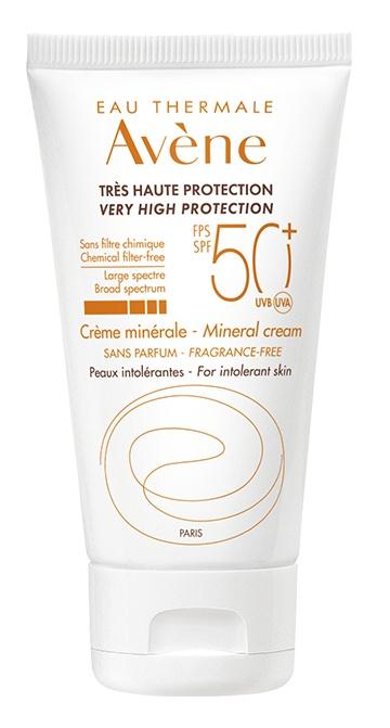 Avene Mineral Cream Spf 50+