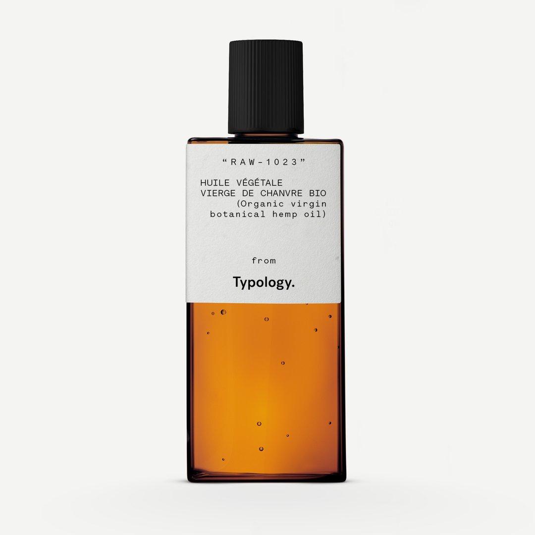 Typology Organic Hemp Oil