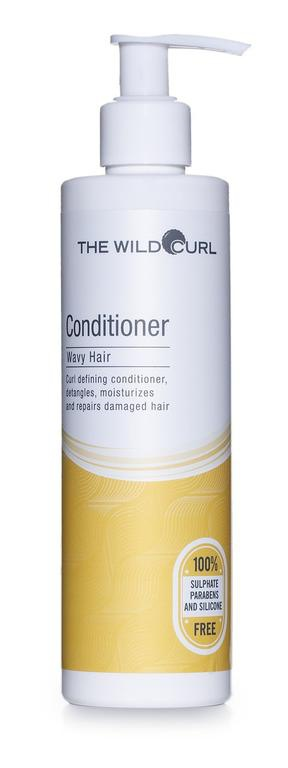 The Wild Curl Shea Butter Wavy Conditioner